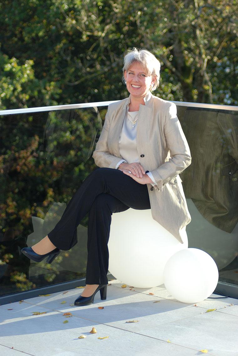 Doris C. Aichinger, Geschäftsführerin der Aichinger Immobilien Treuhand GmbH
